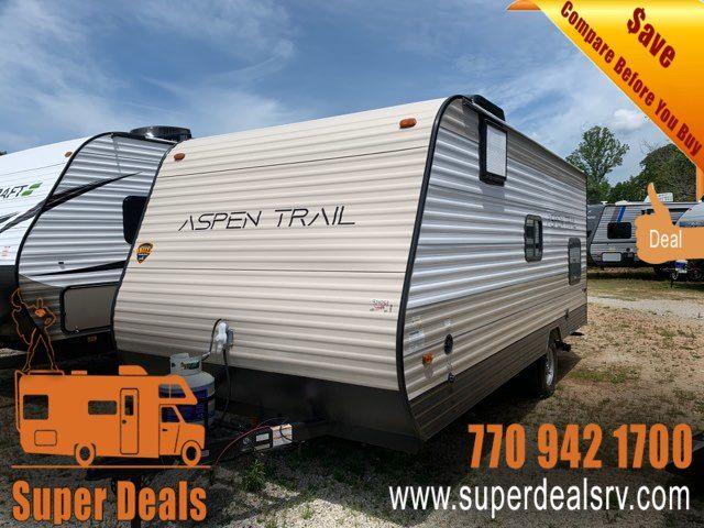 2021 Dutchmen Aspen Trail 17BH