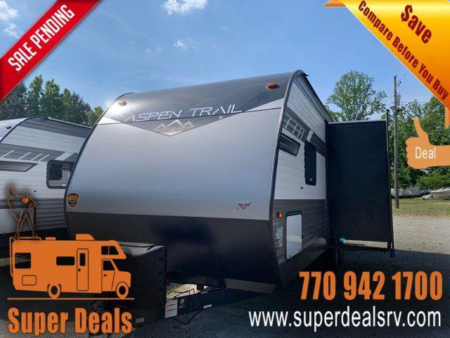 2021 Dutchmen Aspen Trail 2550BHS in Temple, GA 30179