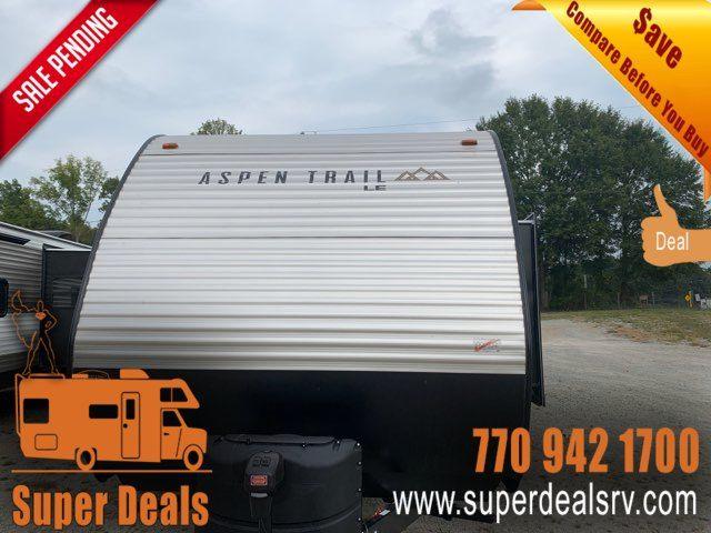 2021 Dutchmen Aspen Trail LE 29DB in Temple, GA 30179