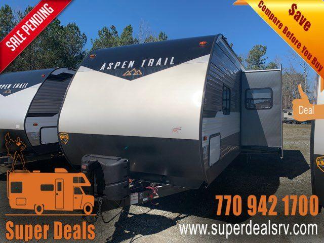 2021 Dutchmen Aspen Trail 3020BHS in Temple, GA 30179