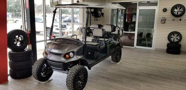 2021 Ezgo L6 ELITE LITHIUM ELECTRIC