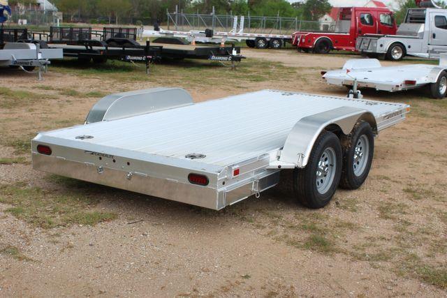 2021 Featherlite 3110 14' Car Trailer 14' Open Bumper Pull Car Trailer with Raised Deck in Conroe, TX 77384