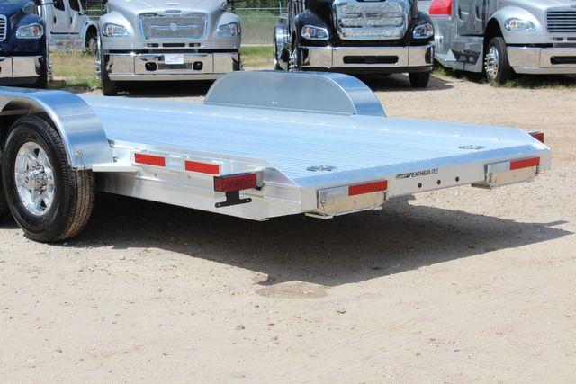 2020 Featherlite 3110 20' Open Aluminum Bumper Pull Car Trailer CONROE, TX 10