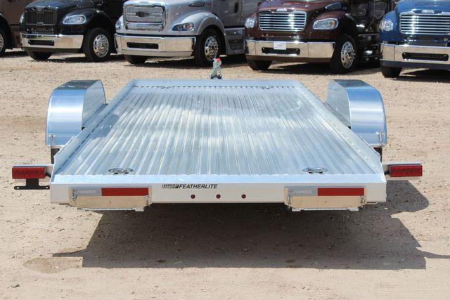 2020 Featherlite 3110 20' Open Aluminum Bumper Pull Car Trailer CONROE, TX 11