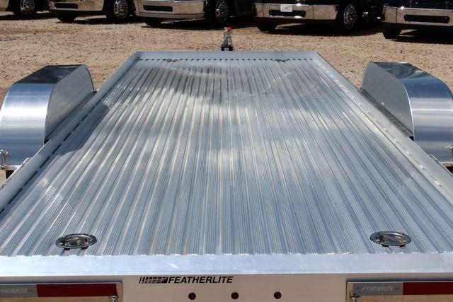2020 Featherlite 3110 20' Open Aluminum Bumper Pull Car Trailer CONROE, TX 12