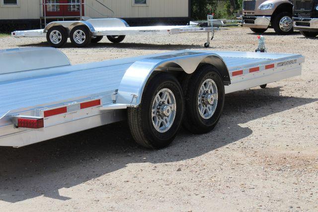 2020 Featherlite 3110 20' Open Aluminum Bumper Pull Car Trailer CONROE, TX 14