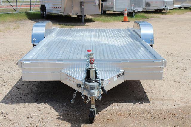 2020 Featherlite 3110 20' Open Aluminum Bumper Pull Car Trailer CONROE, TX 3