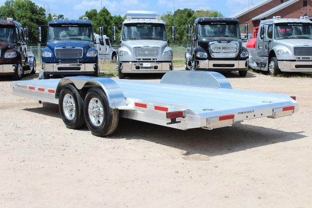2020 Featherlite 3110 20' Open Aluminum Bumper Pull Car Trailer CONROE, TX 8