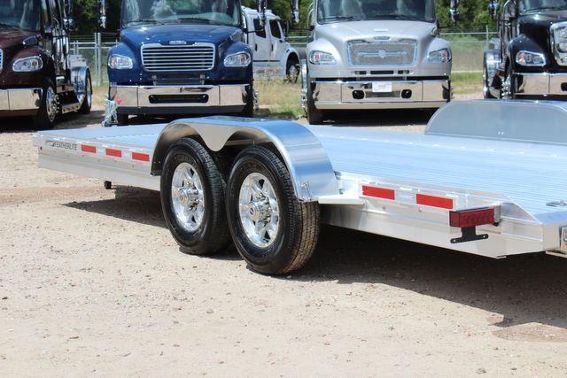 2020 Featherlite 3110 20' Open Aluminum Bumper Pull Car Trailer CONROE, TX 9