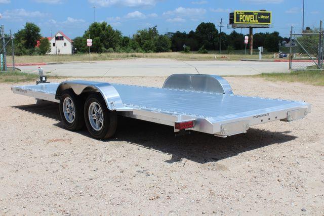 2021 Featherlite 3182 - 20 Bumper Pull 20' Open Car Trailer All Aluminum CONROE, TX 9