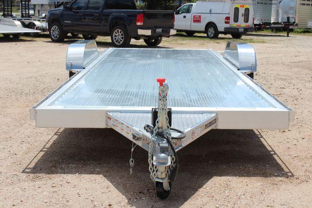 2021 Featherlite 3182 - 20 Bumper Pull 20' Open Car Trailer All Aluminum CONROE, TX 3