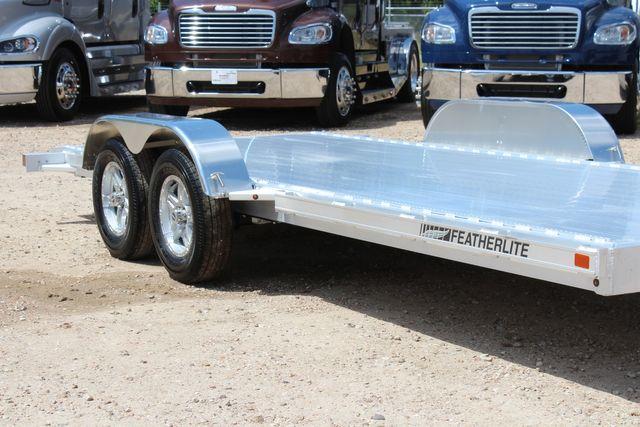 2021 Featherlite 3182 18' BUMPER PULL OPEN CAR TRAILER CONROE, TX 1