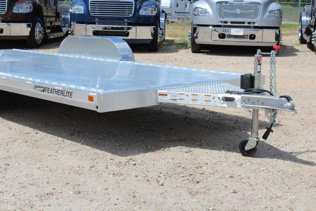 2021 Featherlite 3182 18' BUMPER PULL OPEN CAR TRAILER CONROE, TX 2