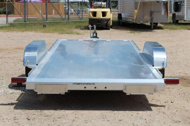 2021 Featherlite 3182 18' BUMPER PULL OPEN CAR TRAILER CONROE, TX 12