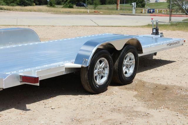 2021 Featherlite 3182 18' BUMPER PULL OPEN CAR TRAILER CONROE, TX 15