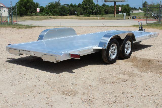 2021 Featherlite 3182 18' BUMPER PULL OPEN CAR TRAILER CONROE, TX 16