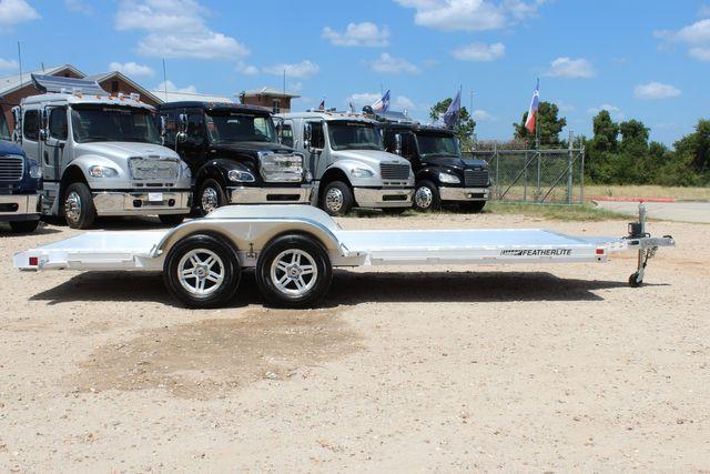 2021 Featherlite 3182 18' BUMPER PULL OPEN CAR TRAILER CONROE, TX 17