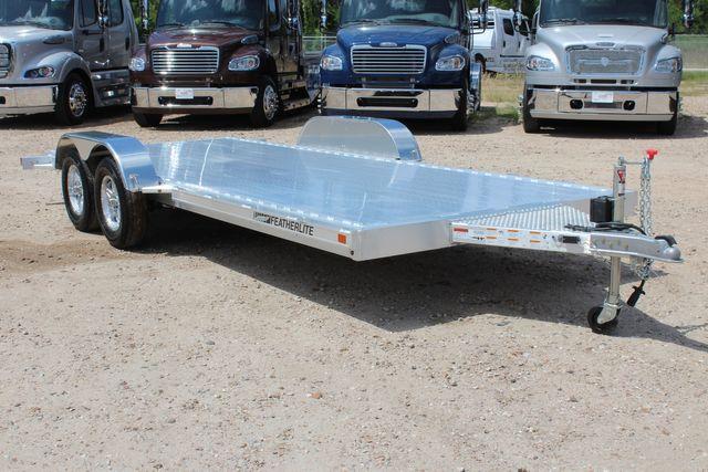 2021 Featherlite 3182 18' BUMPER PULL OPEN CAR TRAILER CONROE, TX 18