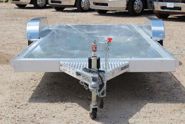 2021 Featherlite 3182 18' BUMPER PULL OPEN CAR TRAILER CONROE, TX 3