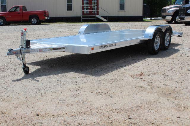 2021 Featherlite 3182 18' BUMPER PULL OPEN CAR TRAILER CONROE, TX 6