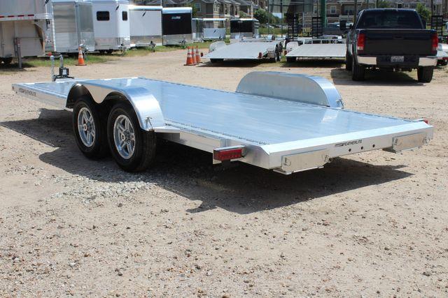 2021 Featherlite 3182 18' BUMPER PULL OPEN CAR TRAILER CONROE, TX 8