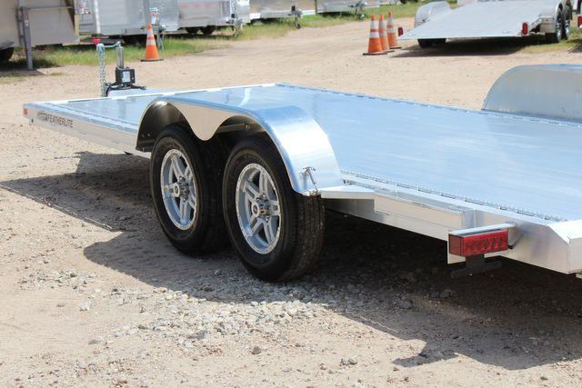 2021 Featherlite 3182 18' BUMPER PULL OPEN CAR TRAILER CONROE, TX 9