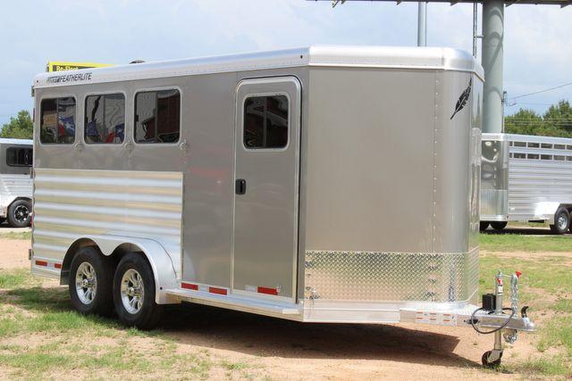 2021 Featherlite 7441 - 3 HORSE SLANT Three Horse Slant CONROE, TX 27