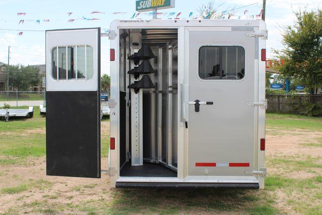 2021 Featherlite 7441 - 3 HORSE SLANT Three Horse Slant CONROE, TX 12