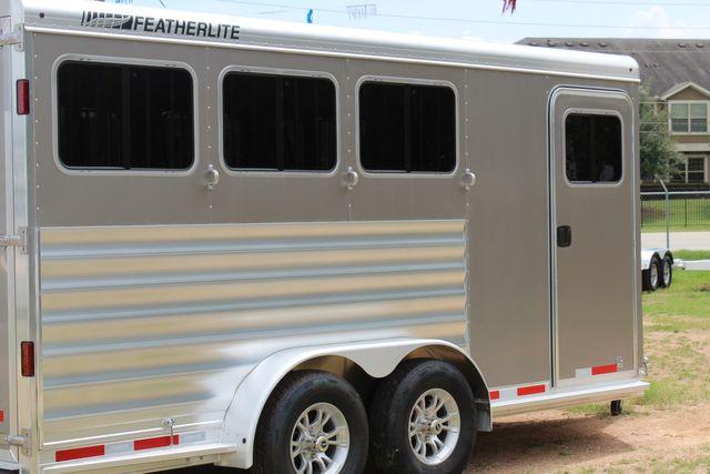 2021 Featherlite 7441 - 3 HORSE SLANT Three Horse Slant CONROE, TX 22