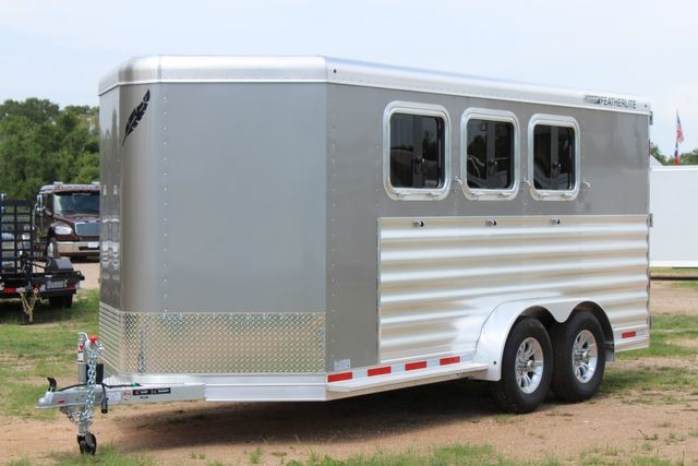 2021 Featherlite 7441 - 3 HORSE SLANT Three Horse Slant CONROE, TX 6