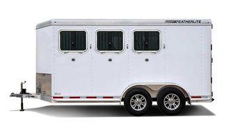 2022 Featherlite 7441 3 Horse Slant Load in Conroe, TX 77384
