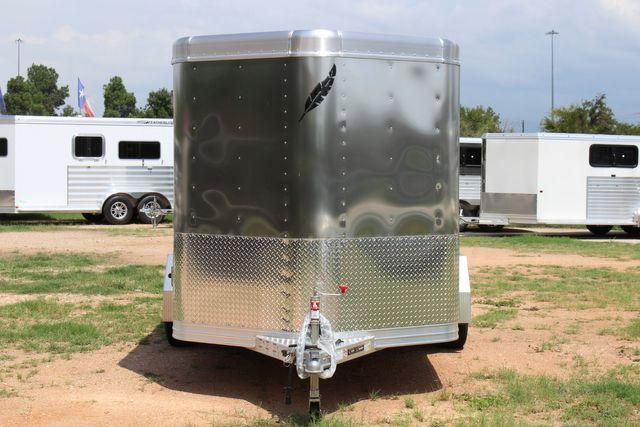 "2021 Featherlite 8107 - 16' Livestock package 6'7"" W x 6'6"" H x 16' L CONROE, TX 3"