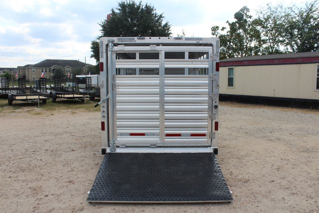 2021 Featherlite 8127 - LIVESTOCK 24' LIVESTOCK SHOW TRAILER WITH PEN SYSTEM RAMPS CONROE, TX 13