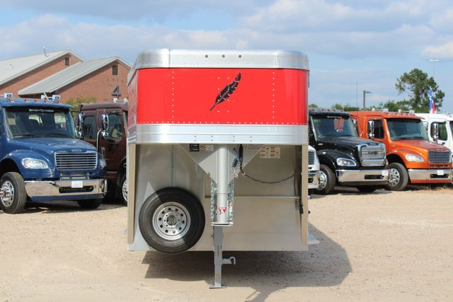 2021 Featherlite 8127 - LIVESTOCK 24' LIVESTOCK SHOW TRAILER WITH PEN SYSTEM RAMPS CONROE, TX 3