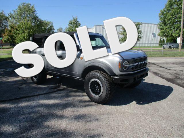 2021 Ford Bronco Badland advanced in Chesterfield, Missouri 63005