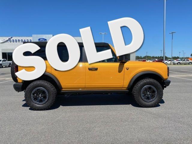 2021 Ford Bronco Badlands Madison, NC