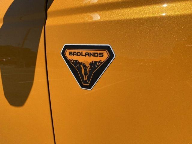 2021 Ford Bronco Badlands Madison, NC 9