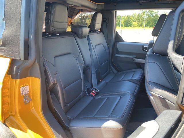 2021 Ford Bronco Badlands Madison, NC 11