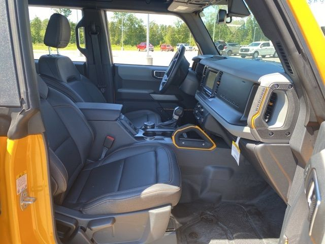 2021 Ford Bronco Badlands Madison, NC 12