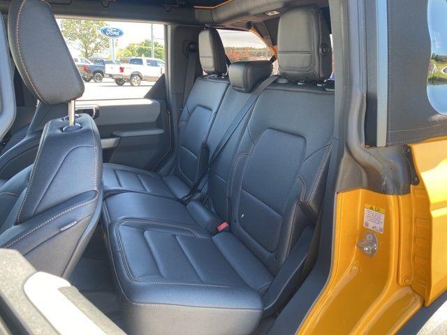 2021 Ford Bronco Badlands Madison, NC 17