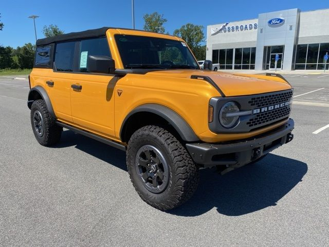 2021 Ford Bronco Badlands Madison, NC 7