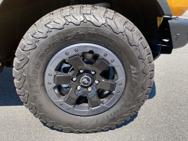 2021 Ford Bronco Badlands Madison, NC 8