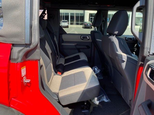 2021 Ford Bronco Madison, NC 10