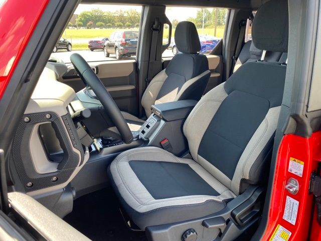 2021 Ford Bronco Madison, NC 18