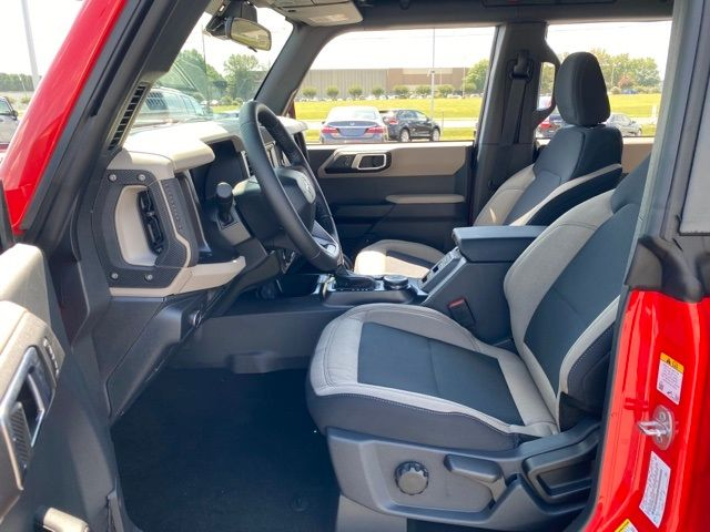 2021 Ford Bronco Madison, NC 19