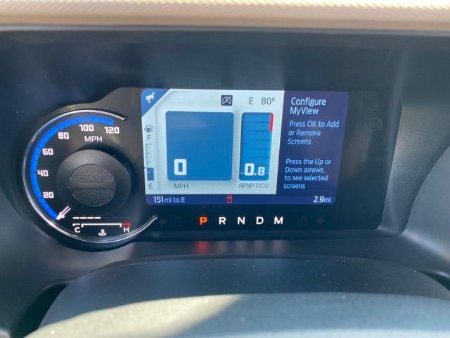 2021 Ford Bronco Madison, NC 25