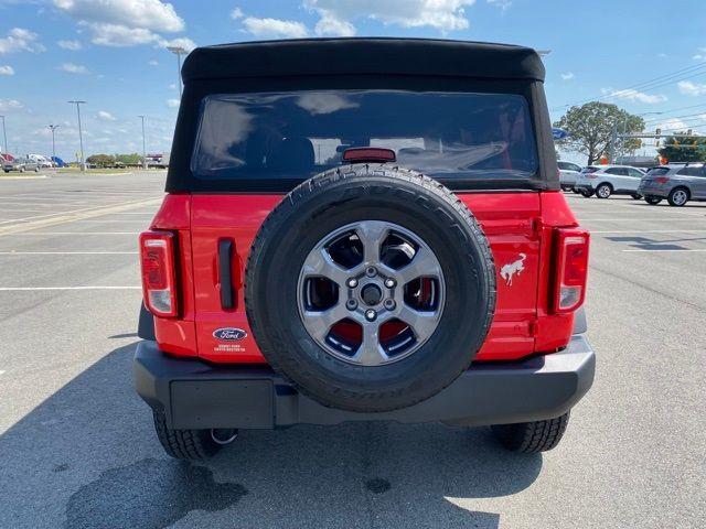 2021 Ford Bronco Madison, NC 4