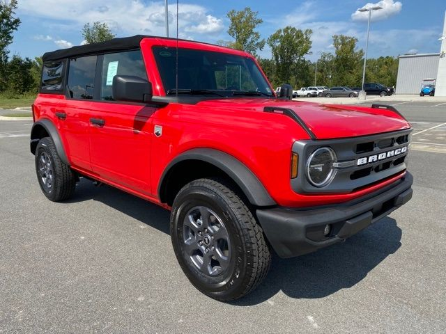 2021 Ford Bronco Madison, NC 8