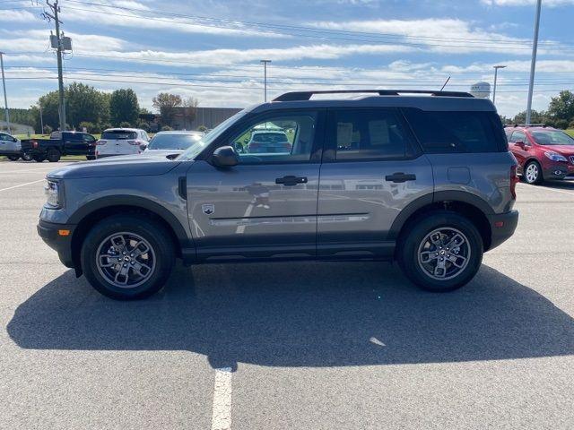 2021 Ford Bronco Sport Big Bend Madison, NC 4