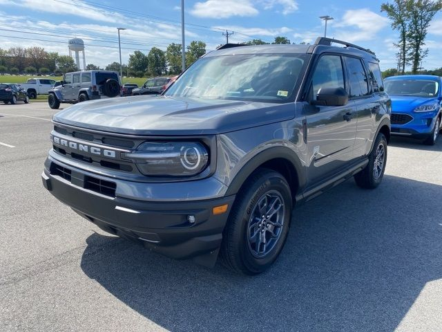 2021 Ford Bronco Sport Big Bend Madison, NC 5